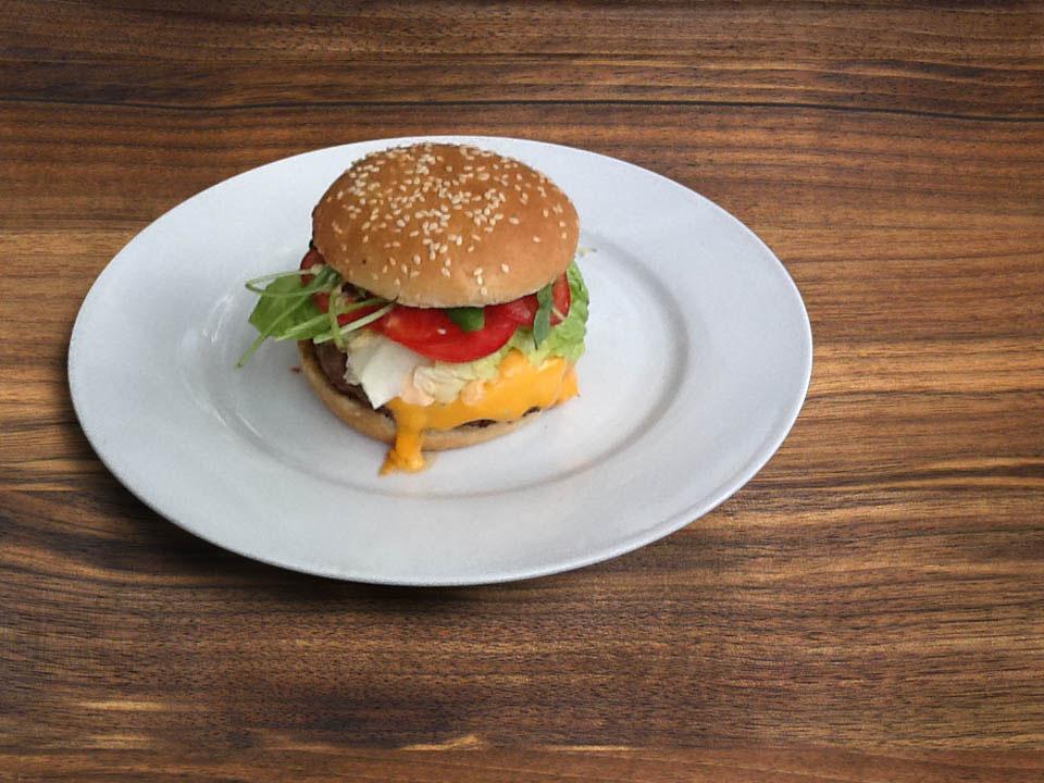 Burgerpresse - Eckig