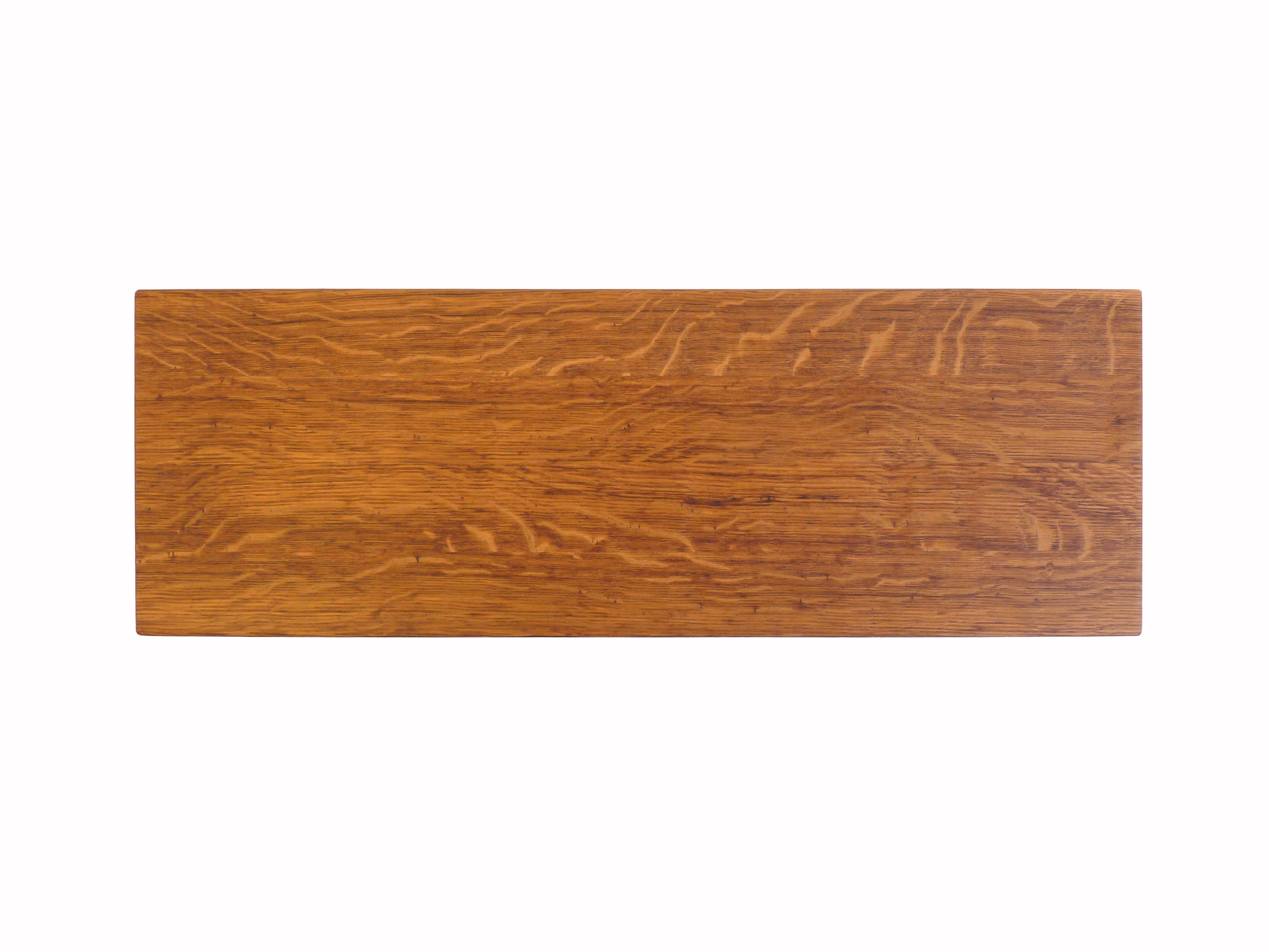 Planke Kupfereiche