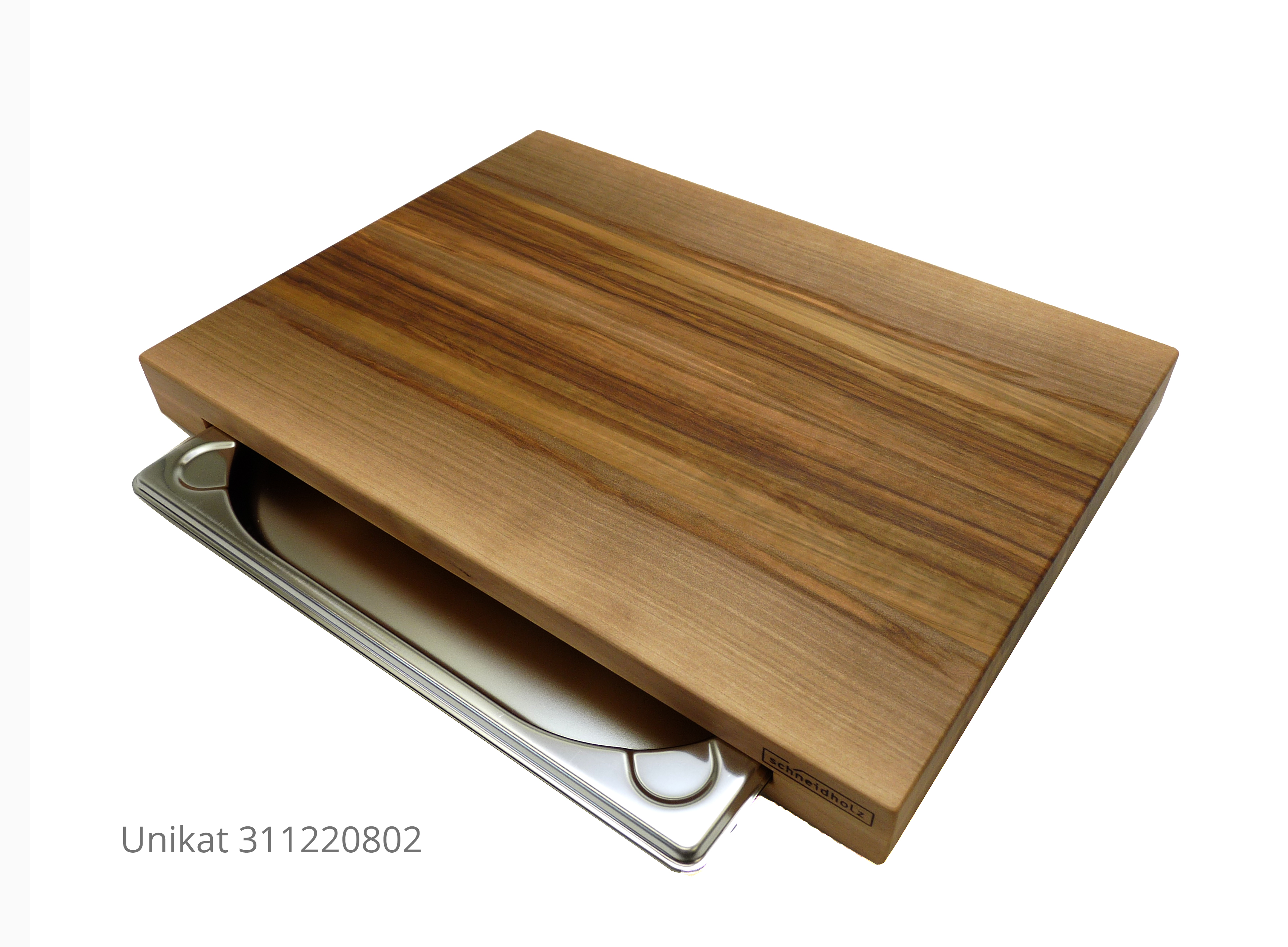 Gourmetbrett - Satin Walnut